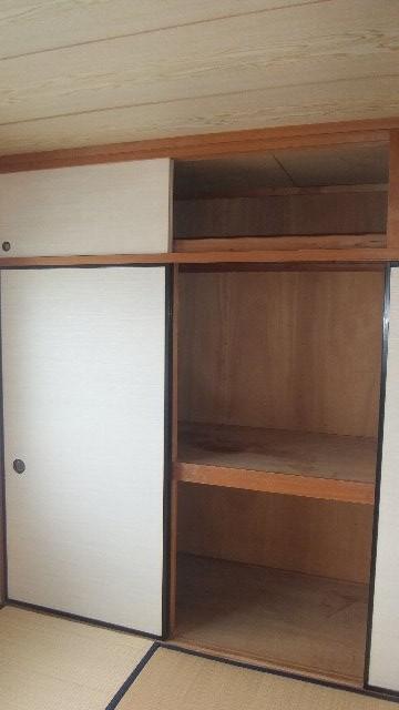 池ノ島ビル 3号室の収納