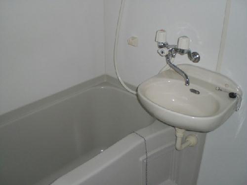レオパレスソルジェンテ 204号室の風呂