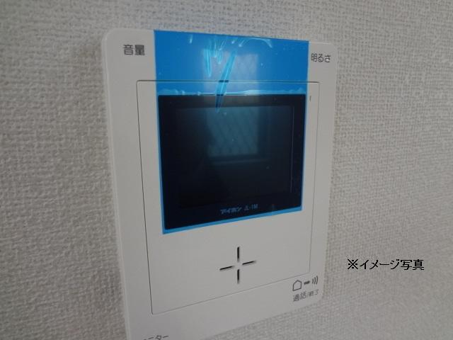メゾン・ド・ソレイユ 02030号室のセキュリティ