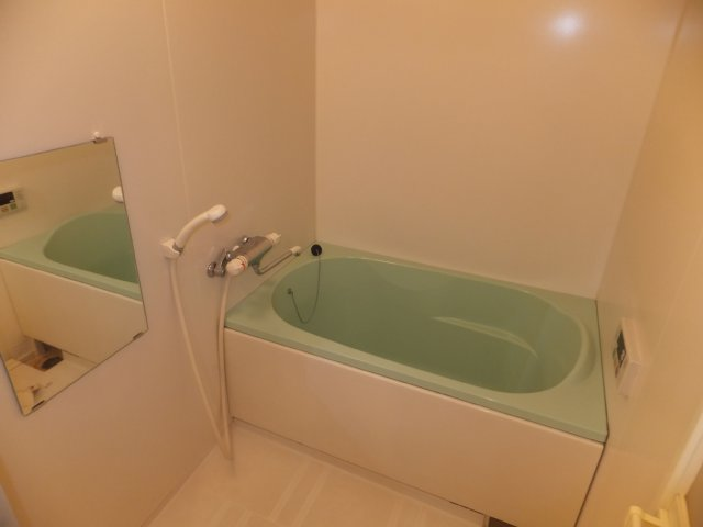 グランデージ則武 902号室の風呂