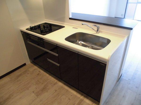 第3西垣ハイツ 403号室のキッチン