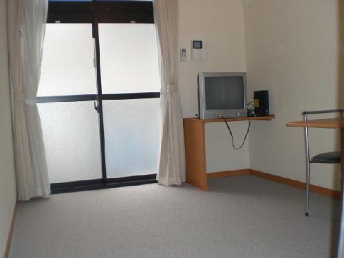 レオパレスプレジール山王 202号室の居室