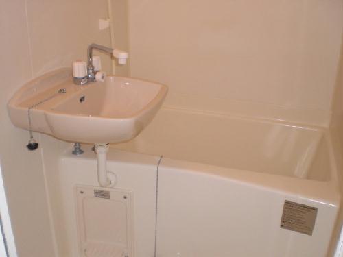 レオパレスプレジール山王 202号室の風呂