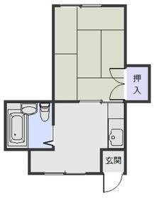 千代田荘Cの