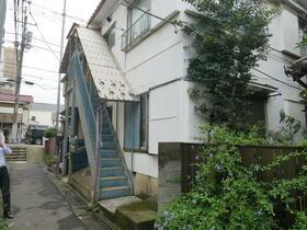 千代田荘Cの外観