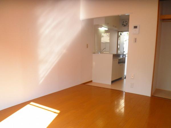 ハイツ寺尾 102号室のリビング