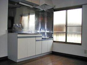 さつき荘 101号室のキッチン