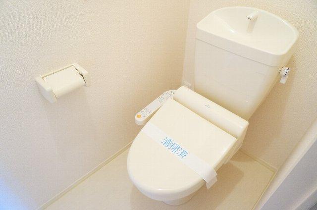 グランディールJ 103号室のトイレ