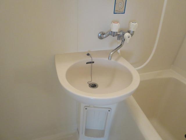 第二ローレルハイツ大岡山 101号室の洗面所