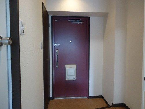 ライオンズマンション丸の内第5 709号室の玄関