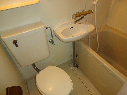 ライオンズマンション丸の内第5 709号室の風呂