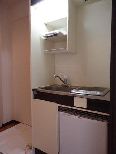 ライオンズマンション丸の内第5 709号室のキッチン