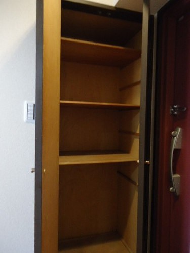 ライオンズマンション丸の内第5 709号室の収納
