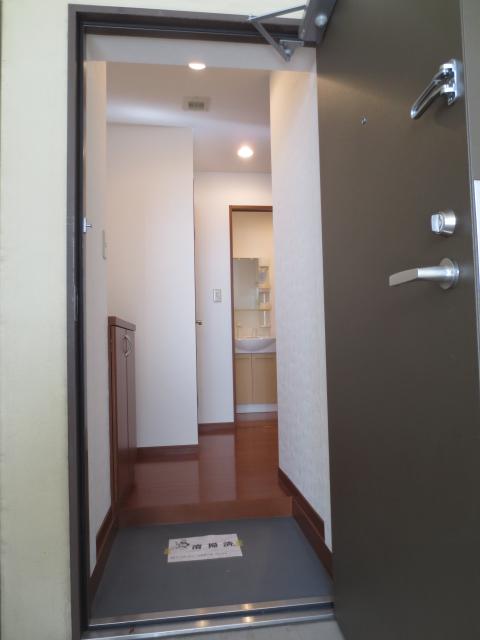 Hill Side Walk 102号室のトイレ