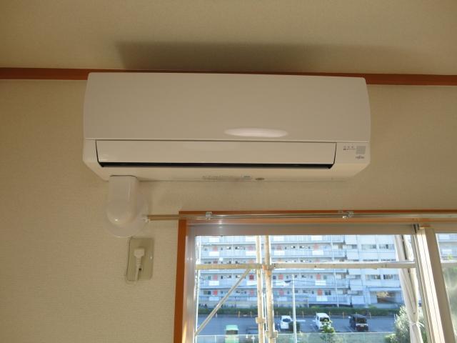 シティーマンション西伏屋 00302号室の設備