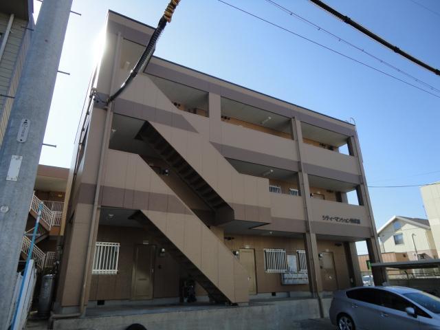シティーマンション西伏屋 00302号室の外観