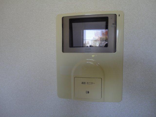 リバーサイドJS 106号室のエントランス