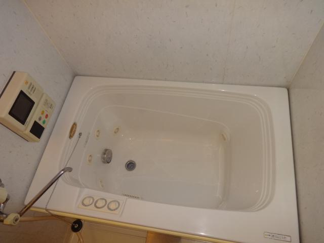 ヴェルジュコートⅠ 804号室の風呂