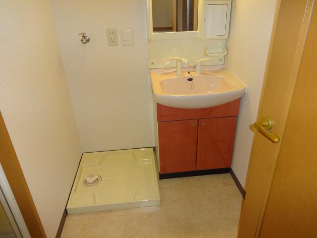 ヴェルジュコートⅠ 804号室の洗面所
