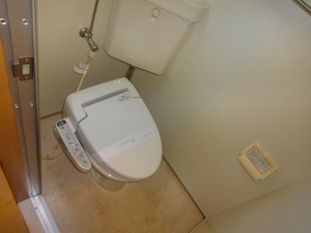 ヴェルジュコートⅠ 804号室のトイレ