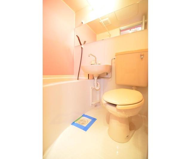 クレアコートM 205号室の風呂