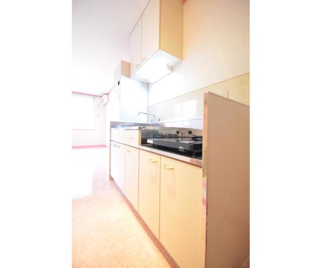 クレアコートM 205号室のキッチン