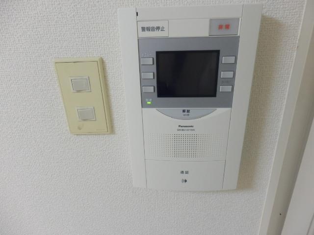 ハイタウン学芸大学 112号室のセキュリティ