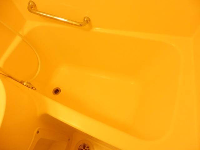 ハイタウン学芸大学 112号室の風呂