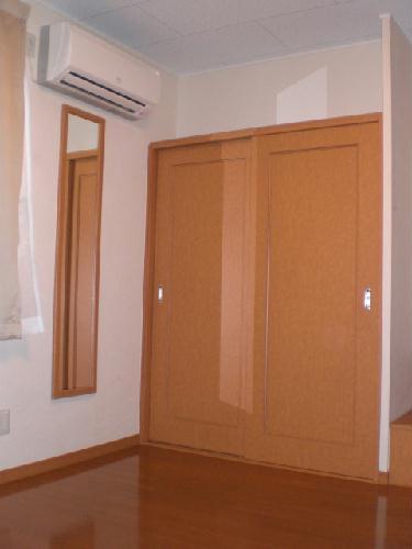 レオパレスマリーゴールド 211号室の収納
