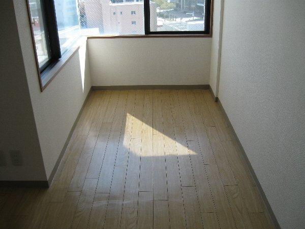 ラフィネ新栄 508号室のリビング