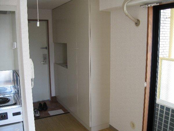 ラフィネ新栄 508号室の収納