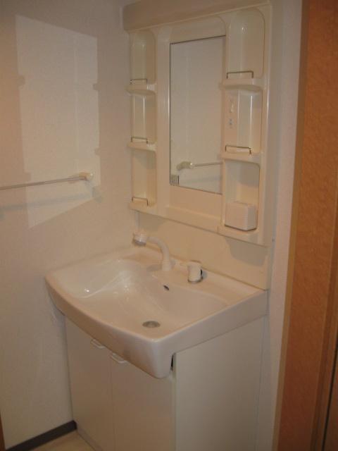 ウイステリア 202号室の風呂