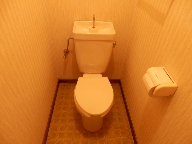 グリーンメゾン 102号室のトイレ