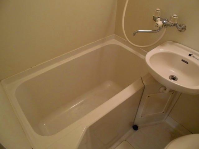 ライフピアグラフティー 203号室の風呂