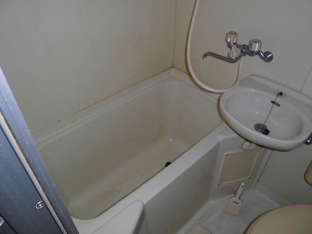 ライフピアグラフティー 104号室の風呂
