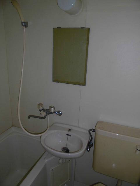 ライフピアグラフティー 104号室の洗面所