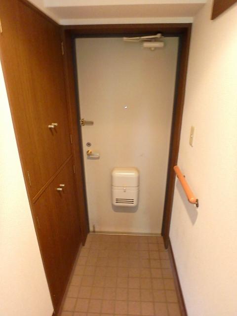 グランデ土橋Ⅱ 206号室の玄関
