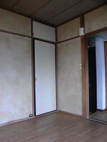 伸栄荘 201号室の設備