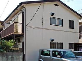 伸栄荘 201号室の外観