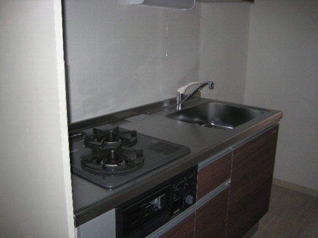第2山忠ビル 302号室のキッチン
