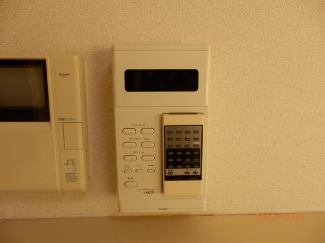 シャンポール並木 205号室の設備