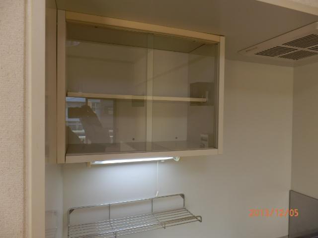 シャンポール並木 205号室の収納