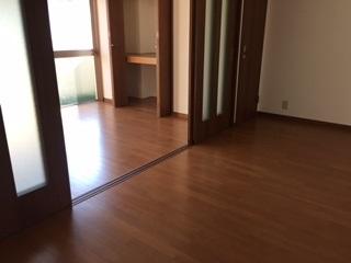 サァラ成増 20D号室のリビング