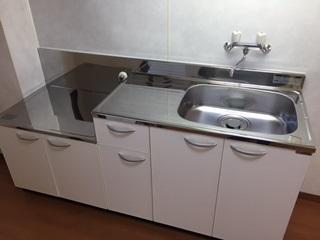 サァラ成増 20D号室のキッチン