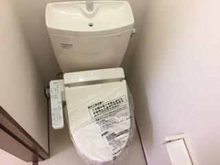 サァラ成増 20D号室のトイレ