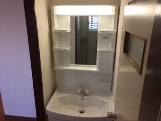 サァラ成増 20D号室の洗面所