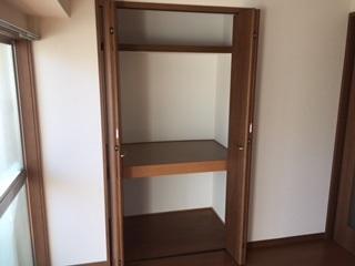 サァラ成増 20D号室の収納