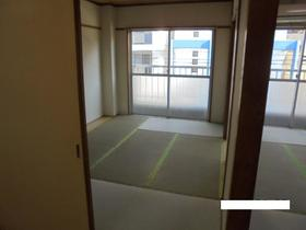 BMRマークス 203号室の居室