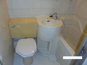 BMRマークス 203号室の風呂
