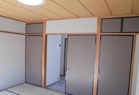 BMRマークス 202号室の収納